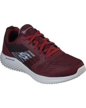 Skechers  232004BUBK6 Bounder Verkona  men's Shoes (Trainers) in Red
