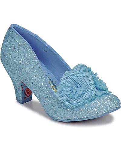 Irregular Choice  BANJOLELE  women's Court Shoes in Blue