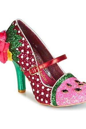 Irregular Choice  CRIMSON SWEET  women's Court Shoes in multicolour