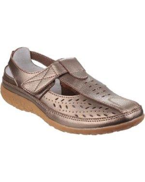 Fleet   Foster  Pinot  women's Sandals in Gold