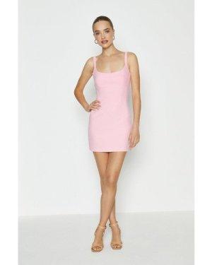 Coast Cami Mini Dress -, Pink