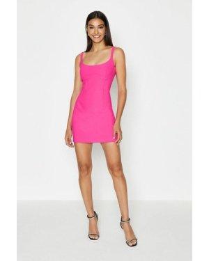 Coast Cami Mini Dress - Bright, Pink