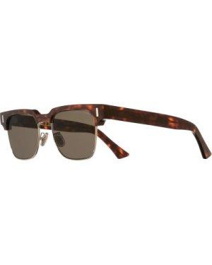 Cutler and Gross 1332 SUN 02 Dark Turtle 01/Brown