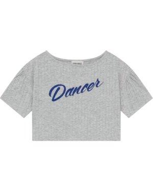 Ribbed Dancer T-Shirt