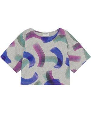 Organic Cotton Pattern T-Shirt