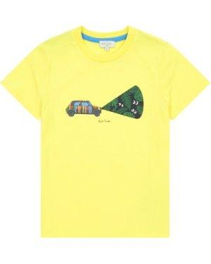 Glow In The Dark Abdel T-Shirt