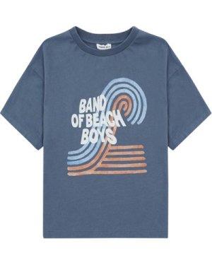Band Of Beach Boys Organic Cotton T-Shirt