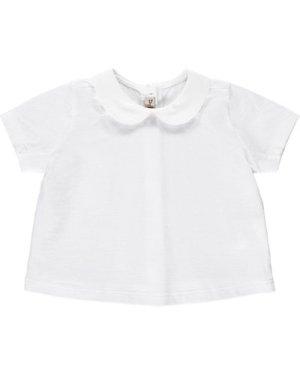 Peter Pan Collar T-Shirt