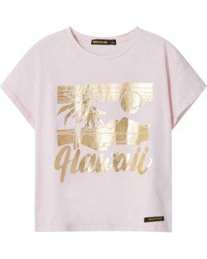 Drop 'Hawaii' Oversized T-Shirt