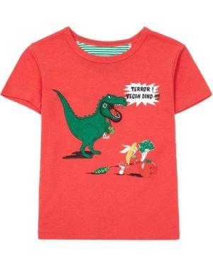 Tyler Vegan Dino T-shirt