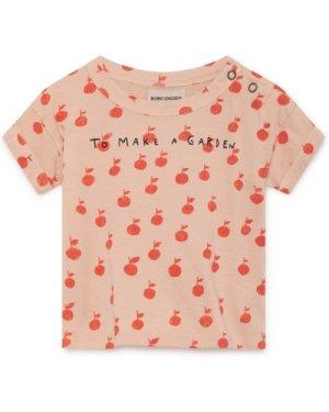 Peaches organic cotton t-shirt