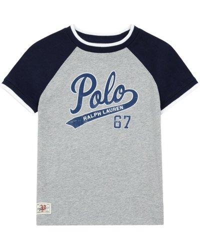 Polo Baseball T-Shirt
