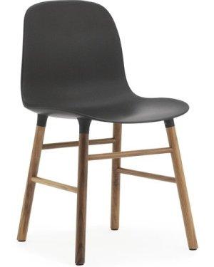 Form Walnut Chair