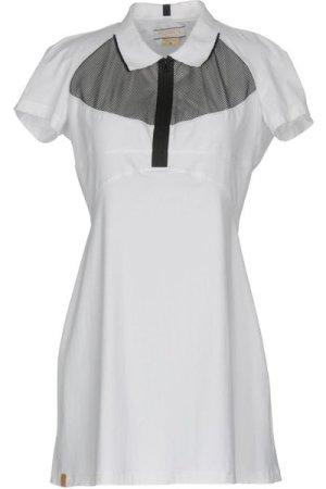 Monreal London DRESSES White Woman Polyamid