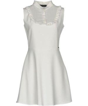 Frankie Morello DRESSES White Woman Polyester