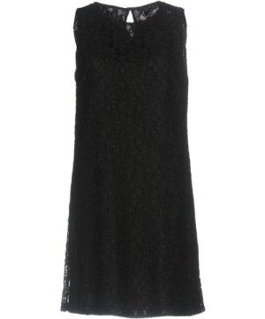 Blumarine Blugirl Black Lace Sleeveless Dress