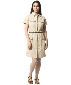 Craghoppers Womens Nosi Life Savannah Buttoned Summer Dress