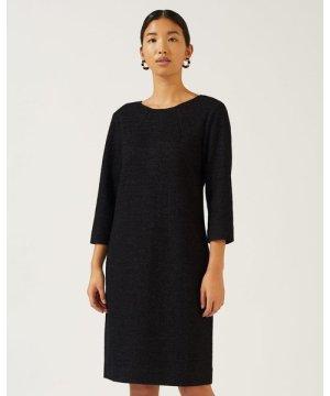 Jigsaw Speckled Knit Dress