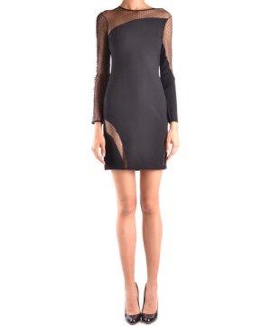 Pinko PINKO WOMEN'S 1B13FJ4575Z99 BLACK POLYESTER DRESS