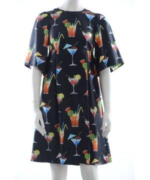 Dolce & Gabbana Women Silk Short Dress