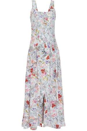 Gina Bacconi Betina Printed Maxi Dress