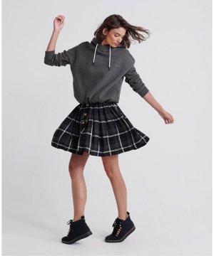 Superdry Dakota Button Skirt
