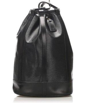 Louis Vuitton preowned Vintage Epi Randonnee GM Black