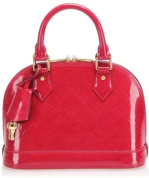 Louis Vuitton preowned Vintage Vernis Alma BB Pink