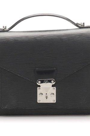 Louis Vuitton preowned Vintage Epi Monceau Black