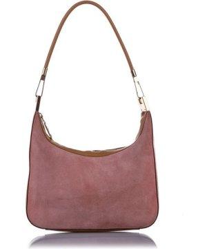 Gucci preowned Vintage Suede Shoulder Bag Pink