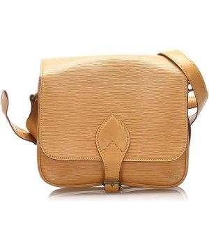 Louis Vuitton preowned Vintage Epi Cartouchiere MM Brown