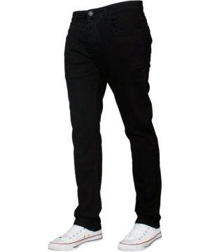 Enzo Mens Slim Stretch Denim Jeans | Designer Menswear