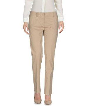 Aspesi Beige Cotton Chino Trousers