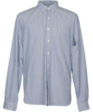 Brooks Brothers Blue Stripe Cotton Shirt