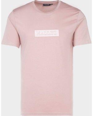 Men's Mallet Jasper T-Shirt Pink, Pink
