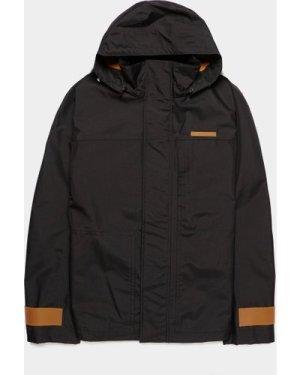 Men's Helmut Lang Technical Zip Up Jacket Black, Black