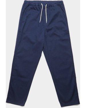 Men's Albam String Trousers Blue, Navy
