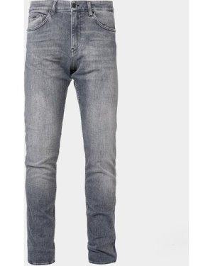 Men's BOSS Delaware 3 Jeans Grey, Grey/Grey