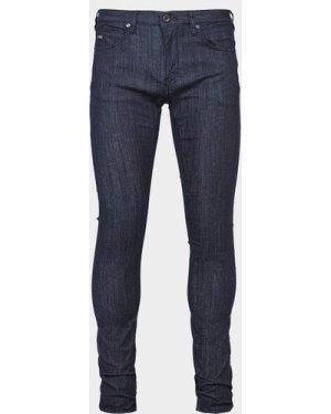 Men's Emporio Armani J10 Skinny Lightweight Jeans Blue, Blue