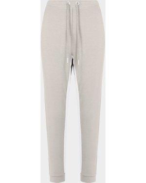 Women's True Religion Stripe Joggers Grey, Grey