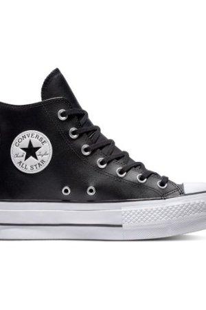 Chuck Taylor All Star Platform Leather High-Top