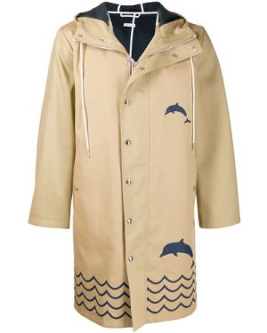 Thom Browne Dolphin Parka (Size: 3)
