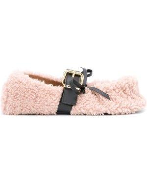 Marni Buckled strap ballerina (Size: 355)