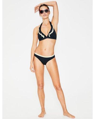 Mykonos Bikini Bottoms Navy Women Boden, Navy