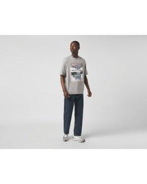 Levis x New Balance Graphic T-Shirt, Grey