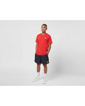 Nike Club T-Shirt, Red/White
