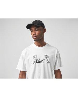 Nike SB SB Hammock T-Shirt, White/Black