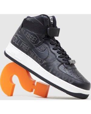 Nike Air Force 1 High '07 Premium, Black