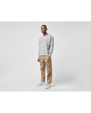 Nike Revival Crew Sweatshirt, Grey