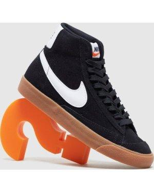 Nike Blazer Mid 77, Black/Brown